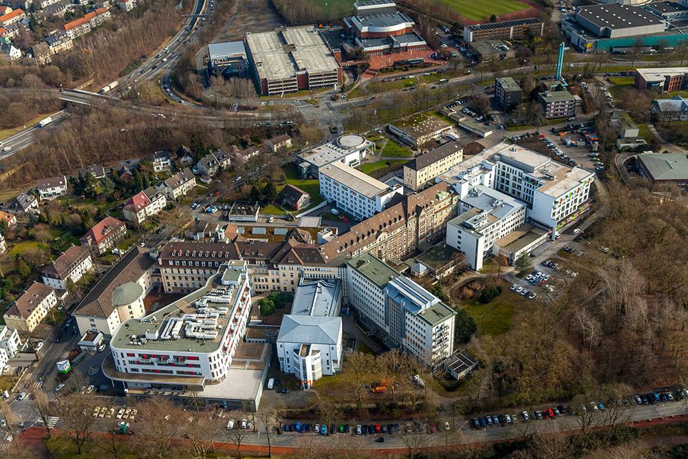 St Josef Hospital Hautteam Bochum